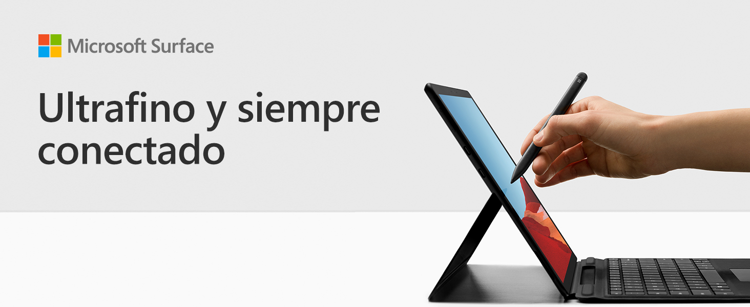 Microsoft Surface Pro X - Tablet de 13