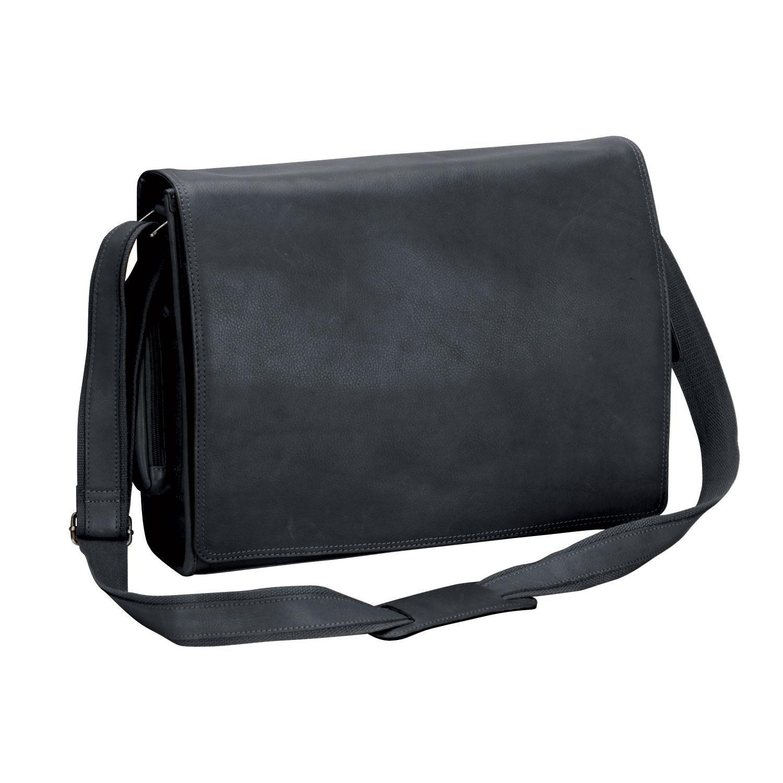 16ba5c95f56d Amazon.com  Bellino Cancun Computer Sling Messanger Bag