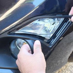 for 09-11 Yaris Hatchback DNA MOTORING FL-ZTL-152-AM Amber FLZTL152AM Pair Fog Lights w//Switch