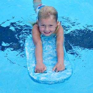 Color : Blue Nikou Float Board High Density EVA Kickboard Kids Adults Swimming Learning Trainer Pool Training Aid Float Board