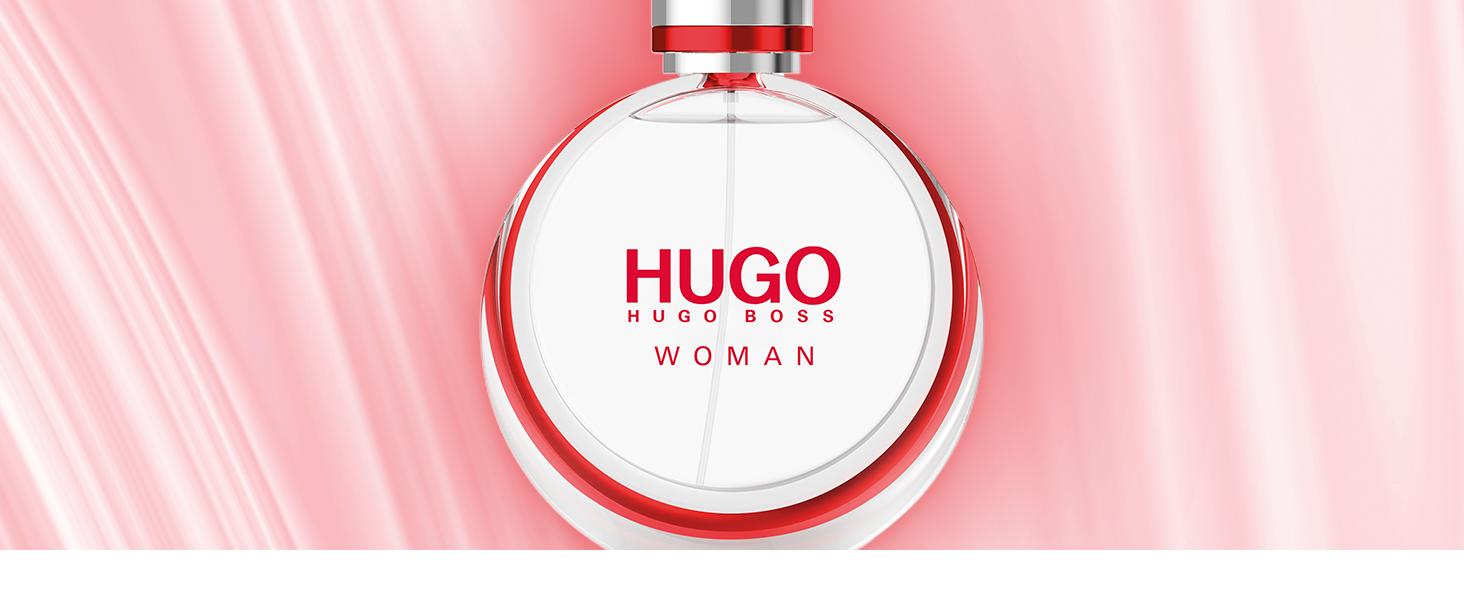 HUGO WOMAN PERFUME FOR HER, FRAGRANCE