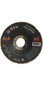 Ceramic Hybrid Grinding Discs
