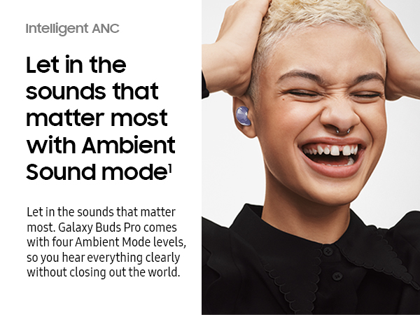 Active noice cancellation, noise cancelling headphones, ambient sound mode