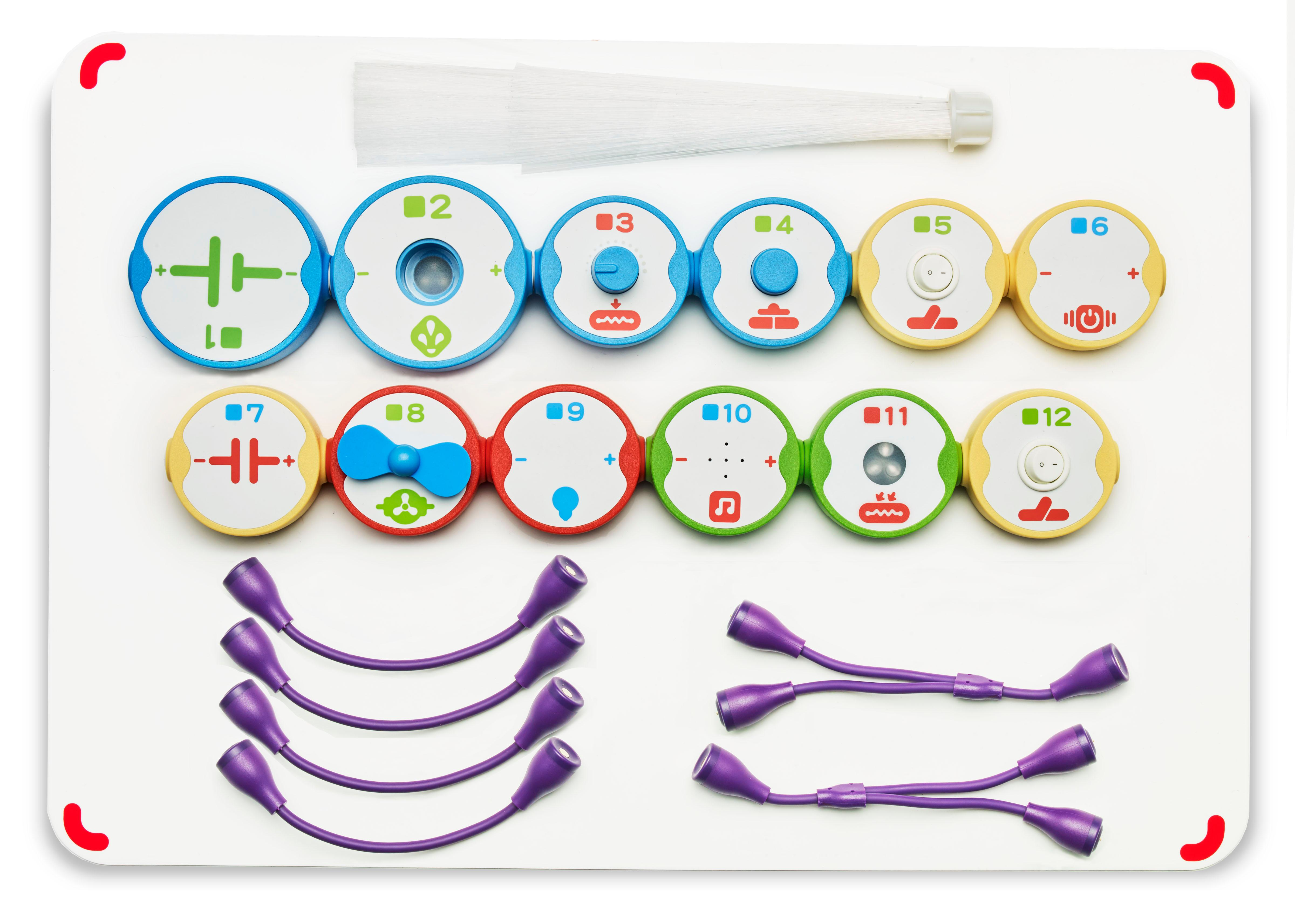 Pai Technology Circuit Conductor Electricity Learning And Circuits Complete Kit For Hours Of Fun