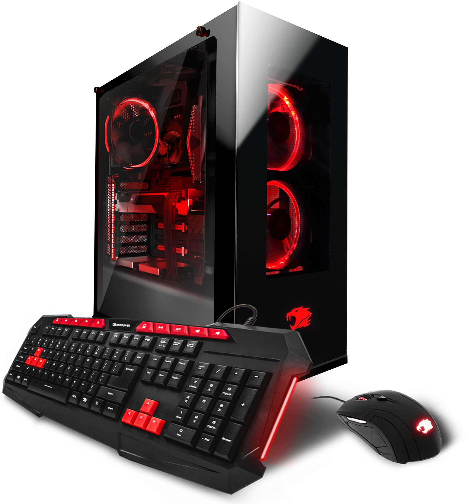 Amazon.com: iBUYPOWER Gaming Computer Desktop PC AM002i