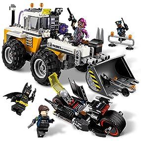 lego batman, lego demolition, lego super heroes, batman toys, robin
