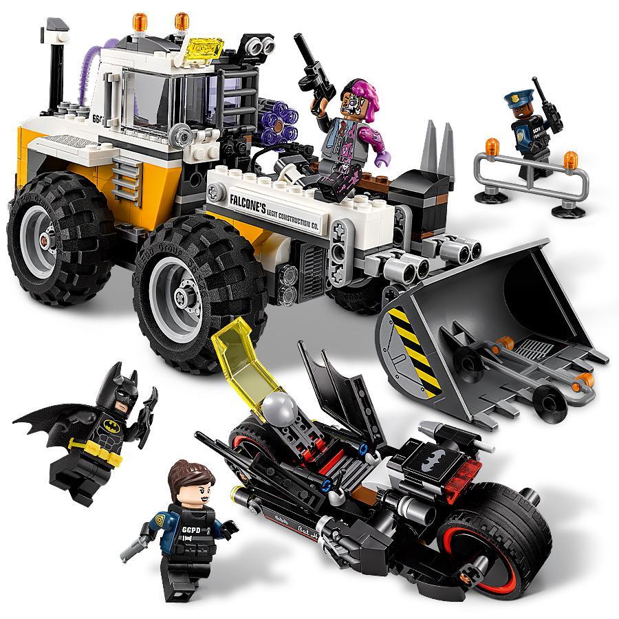 amazoncom lego batman movie twoface double demolition