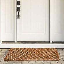 natural outdoor doormat,utility boot tray mat,mud room carpet,boot cleaner outdoor,outdoor rug plain