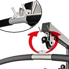 Multiestación de musculación Premium 45en1 HGX200/HGX100 de Sportstech sirve para innumerables