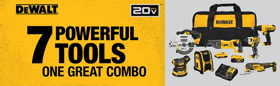 7 Power Tools
