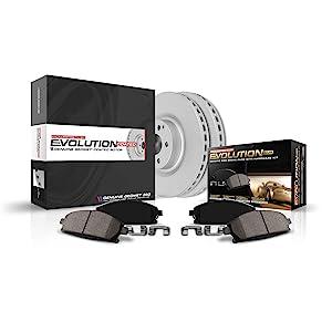 power stop, coated rotors, brakes, brake rotor, brake pads, brake kit, powerstop
