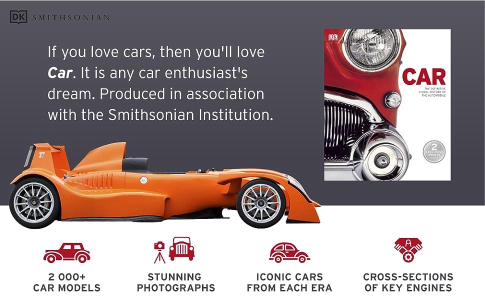 The car book visual guide