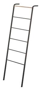 Amazon.com: YAMAZAKI home Leaning Ladder Rack, White: Home ...