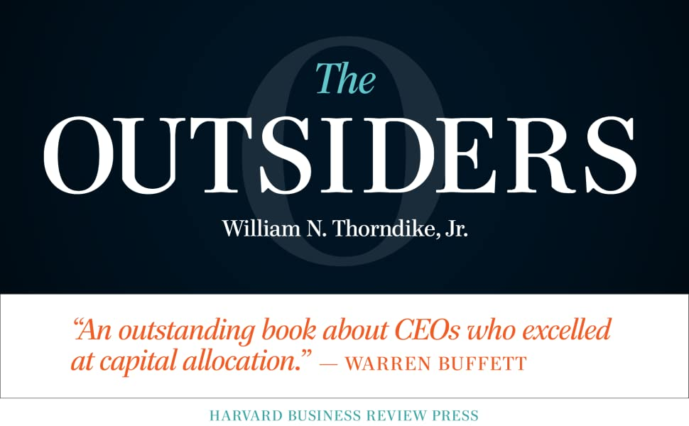the outsiders, ceos, warren buffet, quote, success, achievements, talent, managers, chief executive