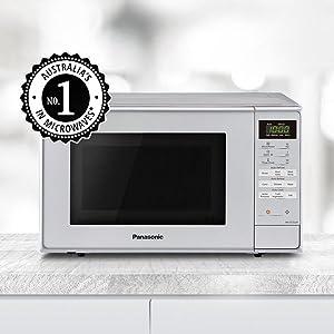NN-ST25JMQPQ, microwave, combination, inverter technology, oven