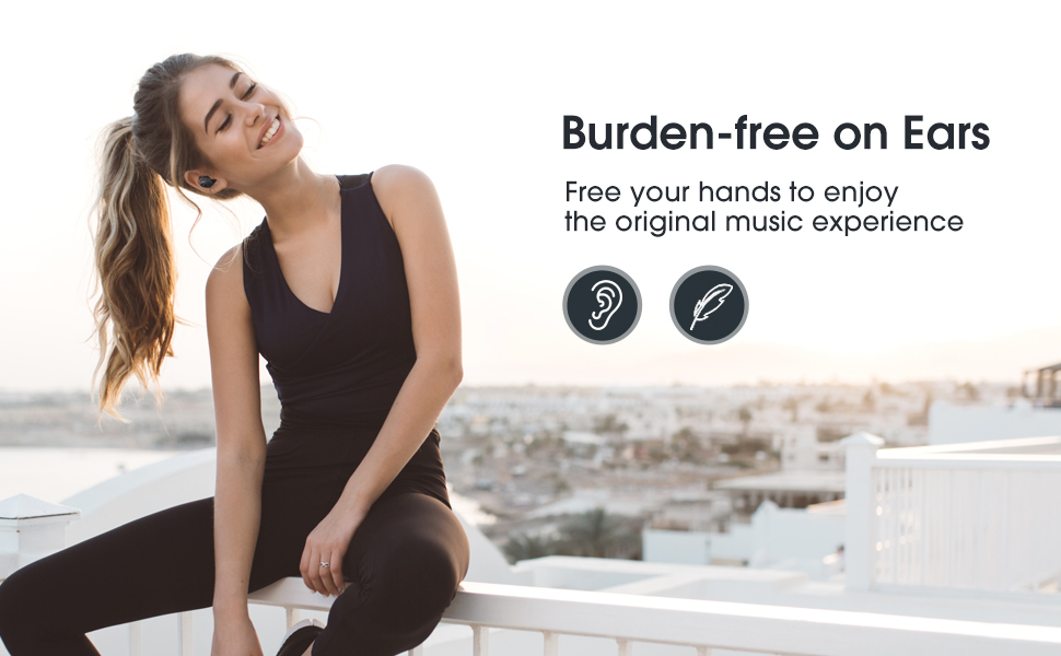 wireless earbuds blutooth headphones sport earphone in-ear headphone wireless earpiece
