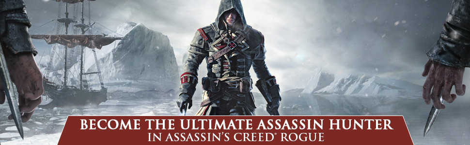 Amazon.com: Assassin's Creed: The Rebel Collection