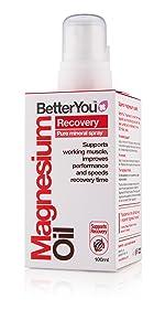 Magnesium Oil Recovery Spray