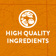 High Quality Ingredients