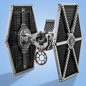 LEGO Star Wars - Caza TIE Imperial, Juguete de la Guerra
