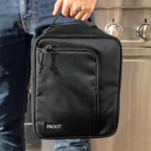 Black PackIt AMZ-MU-BAK Freezable Commuter Lunch Box