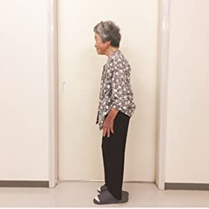 腰が伸びる 腰が伸びた 背中が伸びる 背中が伸びた まっすぐ 前かがみ