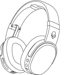 skullcandy crusher headphones bluetooth wireless powerful