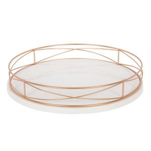 Mendel Round Tray