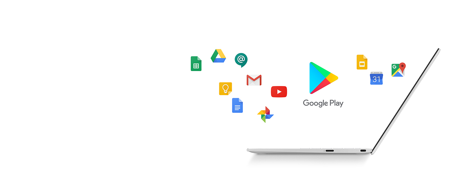 Apps with Google Play Store