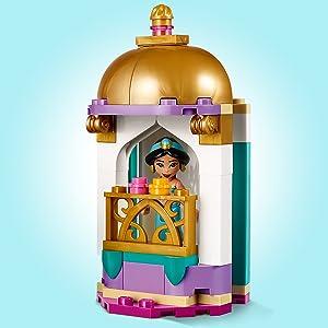 Amazon.es: Disney Princesa Jasmin Juego con mini Cerradura