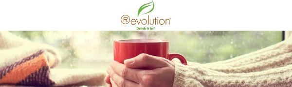 revolution tea premium organic natural oolong dragon eye pyramid infuser