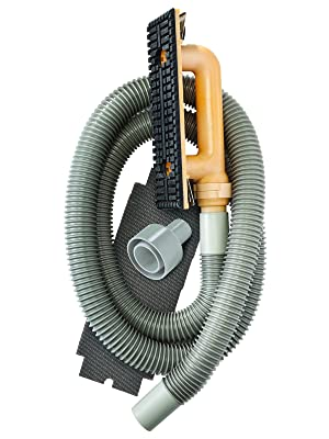 Hyde 09165 Dust-Free Vacuum Hand Sanding Kit With 6-Foot Hose