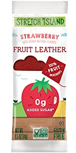 Stretch Island Fruit Co Fruit Leather Summer Strawberry