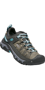 women's waterproof hiking shoes comfortable leather durability breathable mesh anti-odor