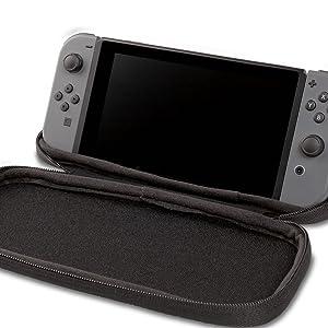 PowerA - Estuche discreto, Negro (Nintendo Switch): Amazon.es ...