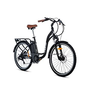 Bicicleta electrica decathlon