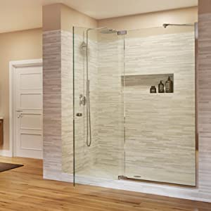 Inline Glass Shower Door