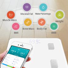 Blueetooth Body Fat Scale