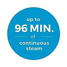 Continuous steam