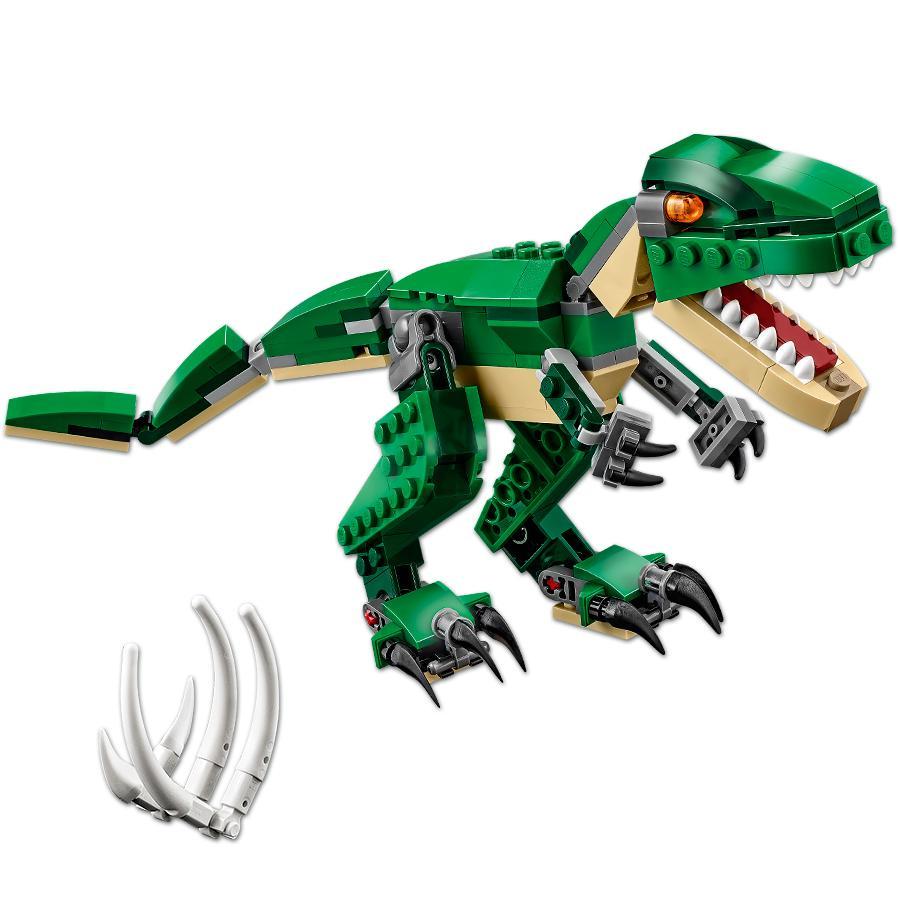 Lego creator mighty dinosaurs 31058 dinosaur - Lego dinosaures ...