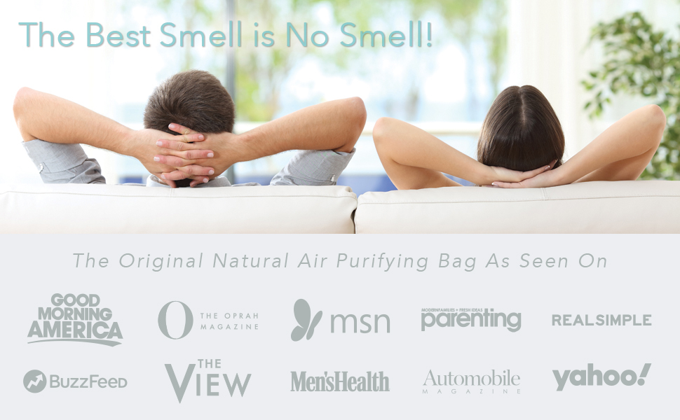 Moso activated air purifying bag bamboo charcoal odor eliminator absorber smell deodorizer