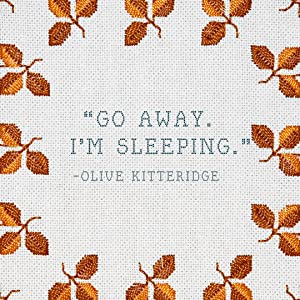 olive kitteridge;grief;gifts for mom;Maine;gifts for women;gifts for friends;motherhood;friendship