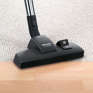 Miele SBD 285-3 Pure Suction Combination Floorhead, Smooth floor, carpet, hard floor