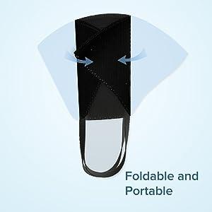 Foldable & Portable Mask