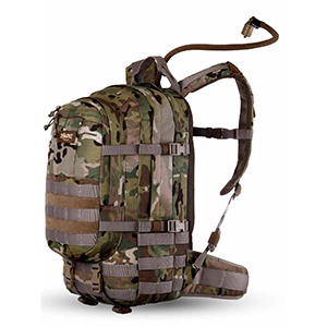 Assault 20L Cargo Pack with 3L Hydration System
