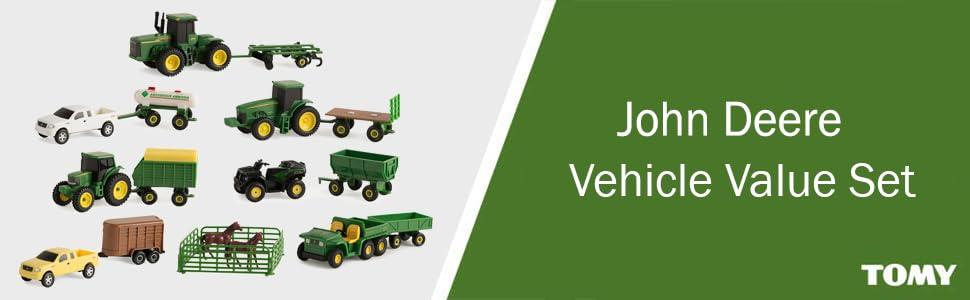 John Deere Vehicle Value Set