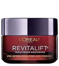 loreal paris revitalift anti aging skin care