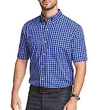short sleeve shirt big amp; tall arrow