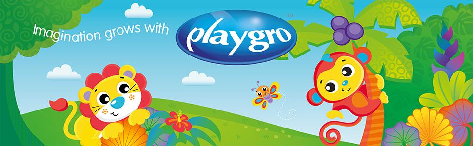 Playgro - Floss el hada, colgante musical (0182850)