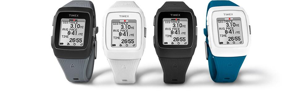 b54e96231da8 Timex Ironman GPS Reloj de Correa de Silicona